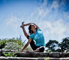 Marni Sclaroff Yoga Session in San Francisco